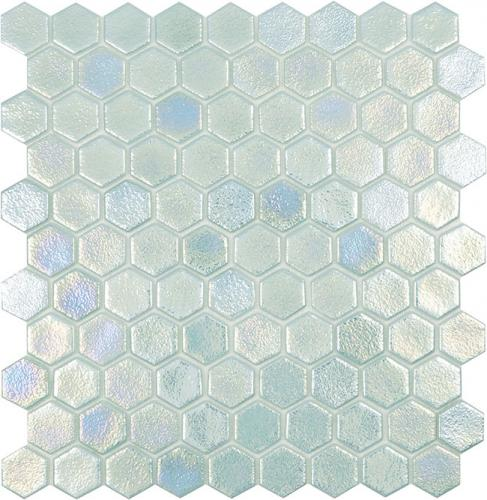 shell crystal hex